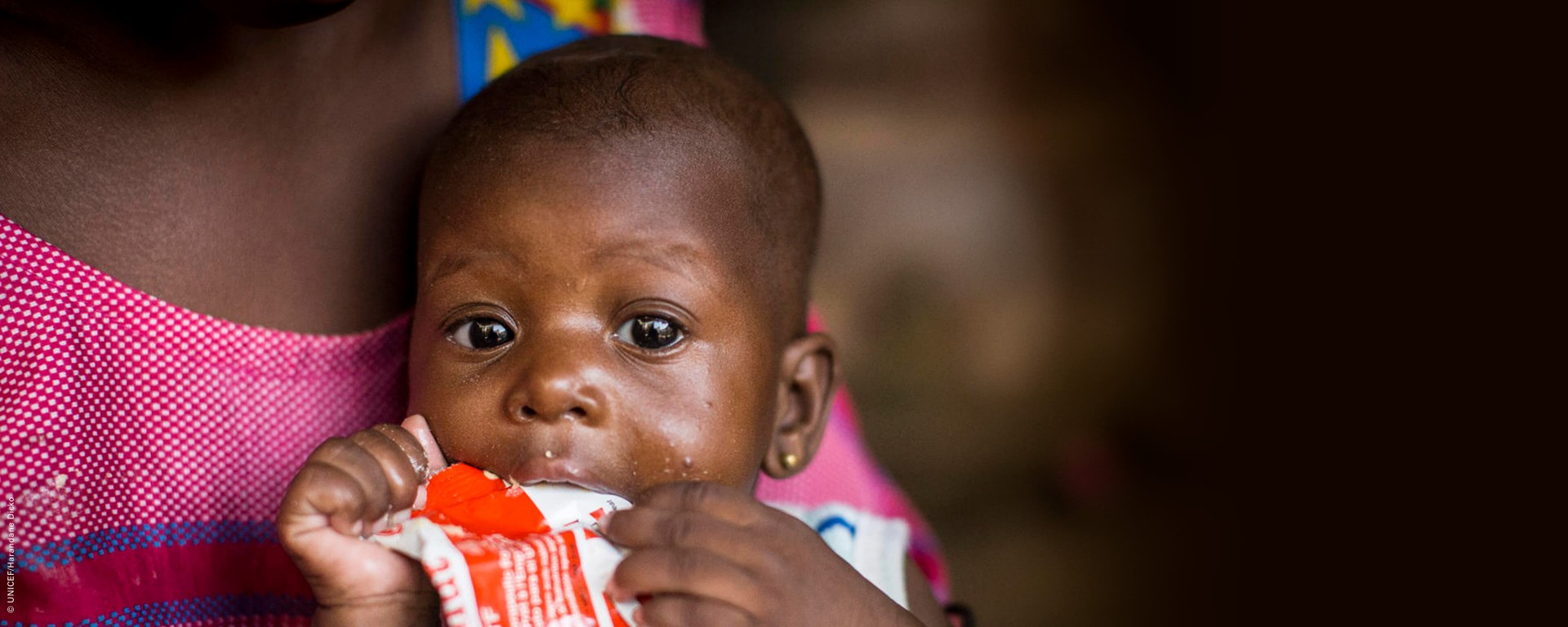 UNICEF Polska - Żywność terapeutyczna
