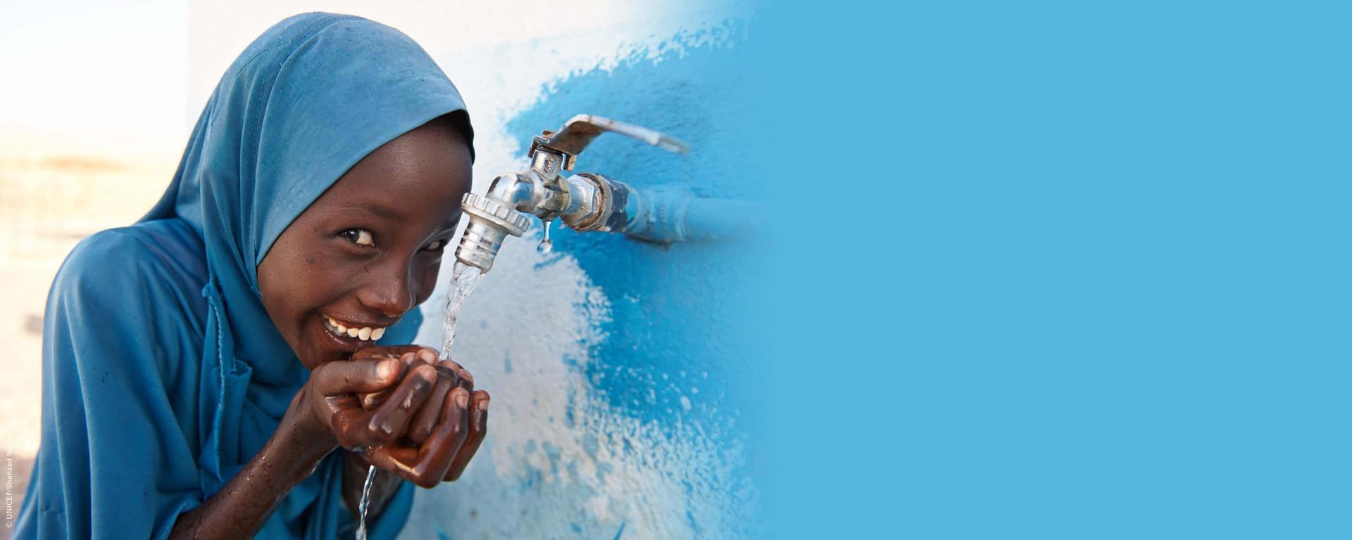 UNICEF Polska - Woda i higiena