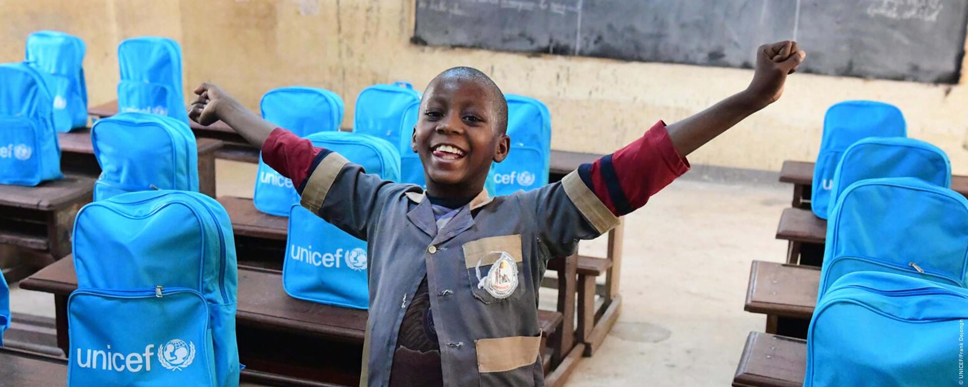 UNICEF Polska - Back to School