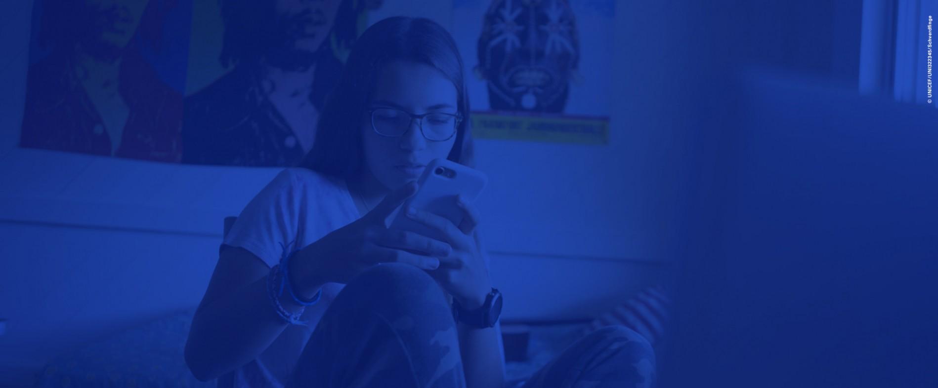 UNICEF Polska - Przystań w sieci