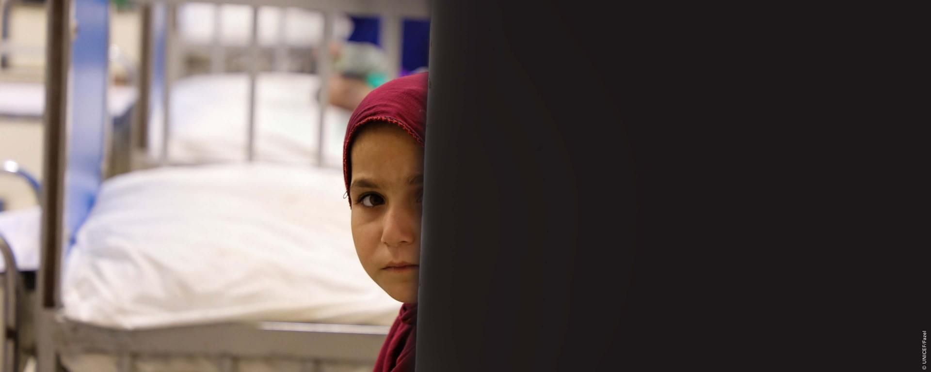 UNICEF Polska - Pomoc dla Afganistanu