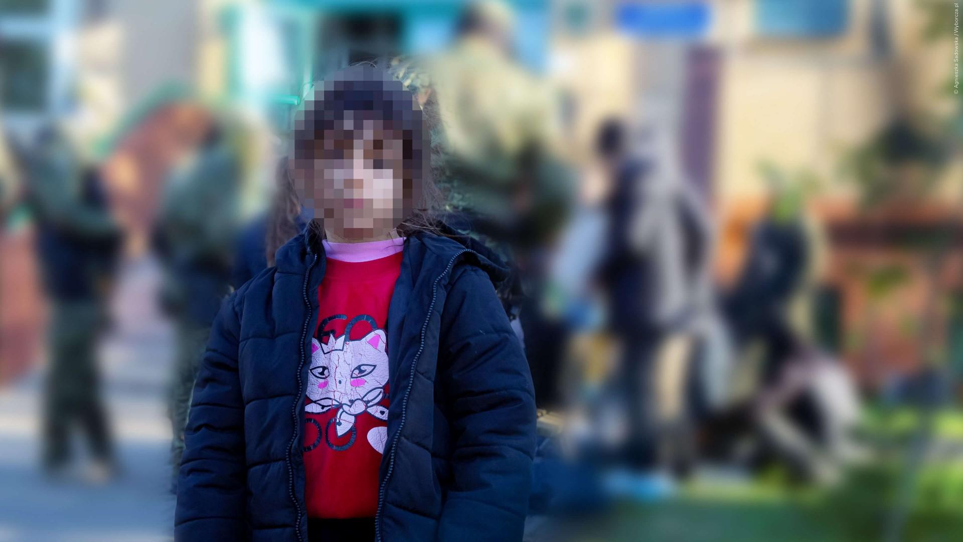 Żądamy pomocy dla dzieci na granicy polsko-białoruskiej!