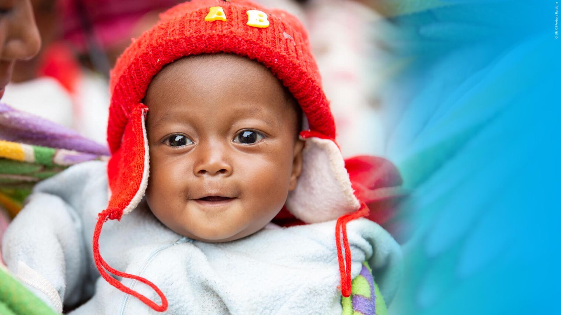 UNICEF Polska - przekaż 1 procent