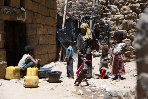 UNICEF Polska - Pomoc dla Jemenu