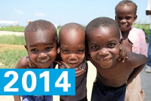 UNICEF Polska - Kalendarium 2014