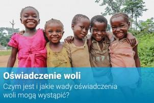 UNICEF Polska / Oświadczenie woli – czym jest i jakie wady oświadczenia woli mogą wystąpić?