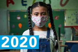 UNICEF Polska - Kalendarium 2020