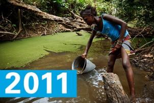 UNICEF Polska - Kalendarium 2011