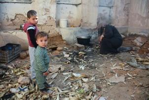 Powiedz STOP dla koszmaru dzieci w Syrii!