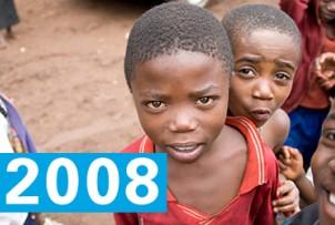 UNICEF Polska - Kalendarium 2008