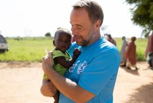Ambasador Dobrej Woli UNICEF - Łukasz Nowicki