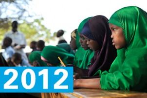 UNICEF Polska - Kalendarium 2012
