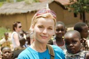 Ambasador Dobrej Woli UNICEF - Małgorzata Foremniak