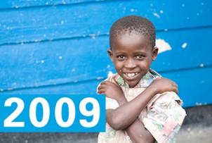 UNICEF Polska - Kalendarium 2009