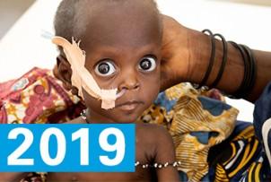 UNICEF Polska - Kalendarium 2019