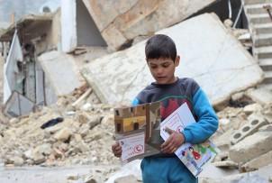 UNICEF Polska - Pomoc dla dzieci w Syrii