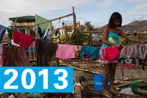 UNICEF Polska - Kalendarium 2013
