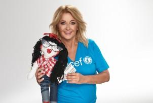 Ambasador Dobrej Woli UNICEF - Majka Jeżowska