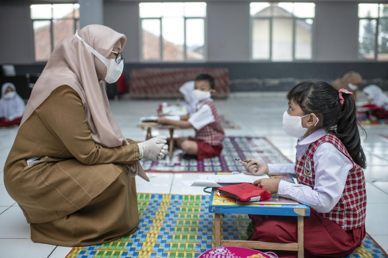 UNICEF opublikował specjalną analizę sytuacji edukacyjnej.