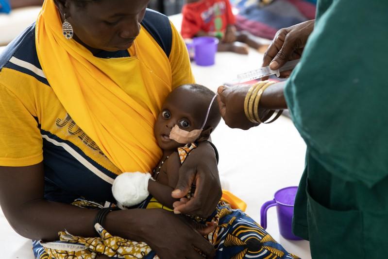 UNICEF Polska - Pomoc dla Nigru - Omara