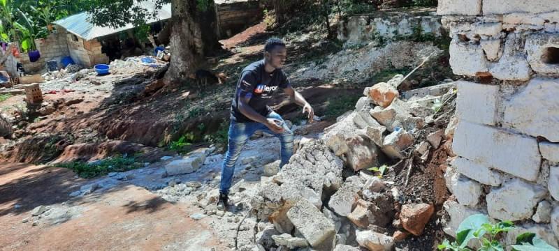 Potężne trzęsienie ziemi dewastuje Haiti