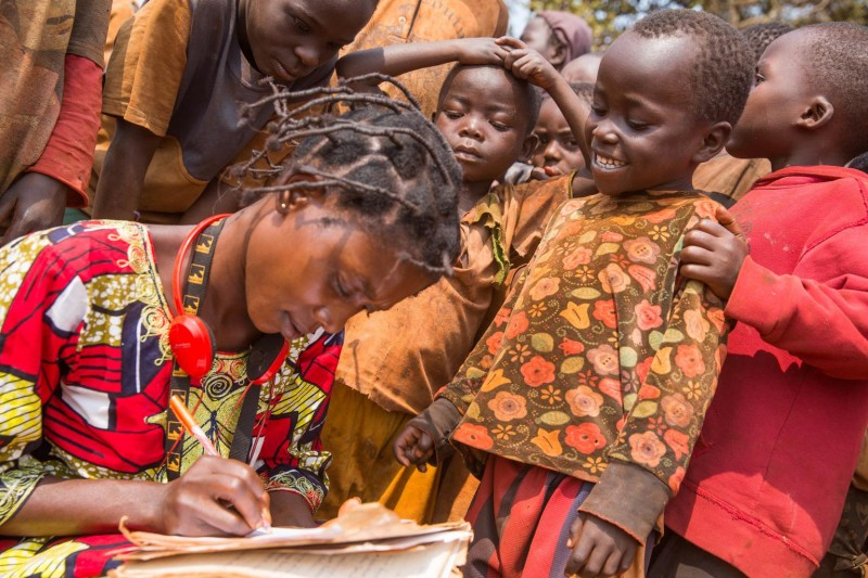 Tanzania: pomoc najbardziej potrzebującym dzieciom z Burundi.
