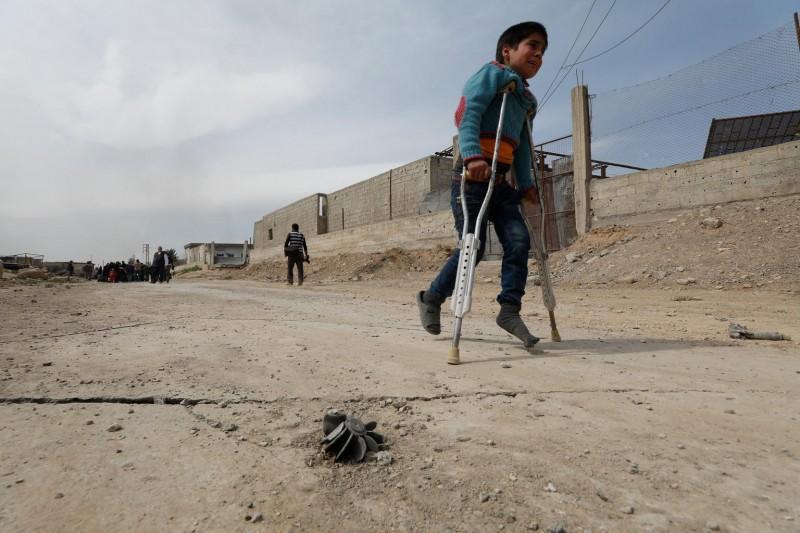UNICEF: Konflikt w Syrii trwa już 10 lat. 90% dzieci potrzebuje wsparcia