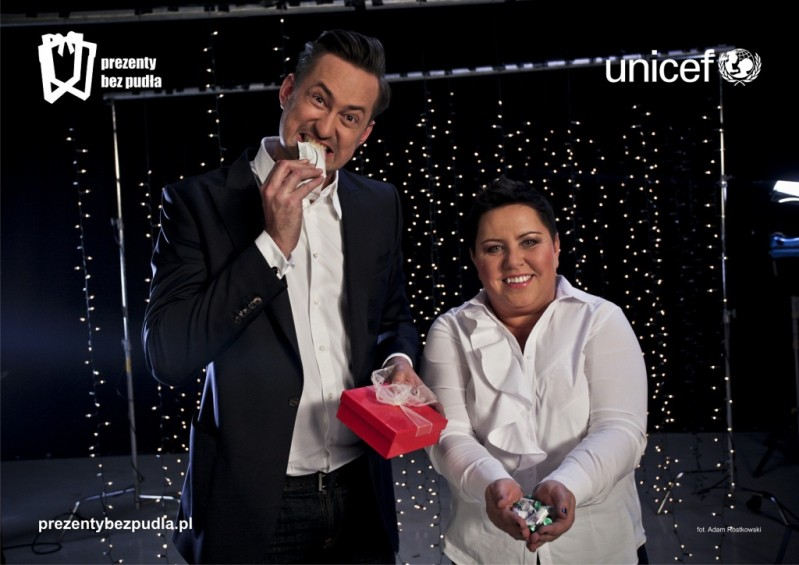 Prezenty bez Pudła UNICEF WP01