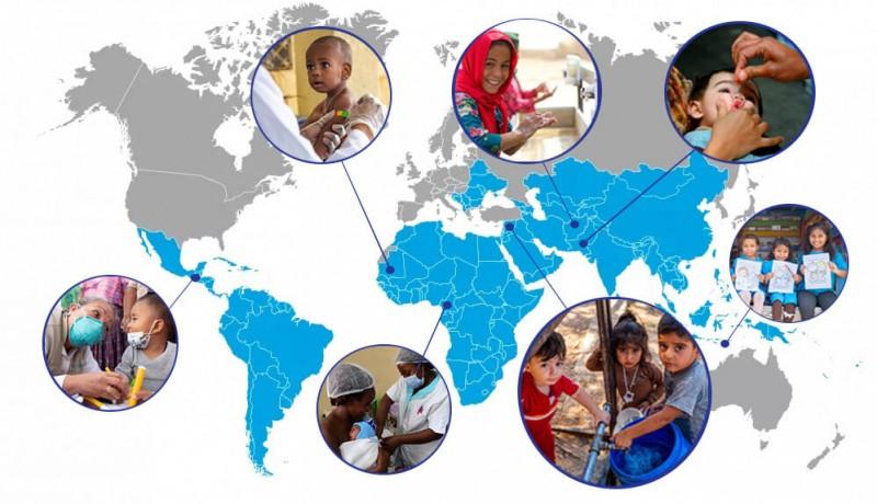 Codziennie na całym świecie 16 tysięcy dzieci umiera  z powodów, którym potrafimy zapobiegać.