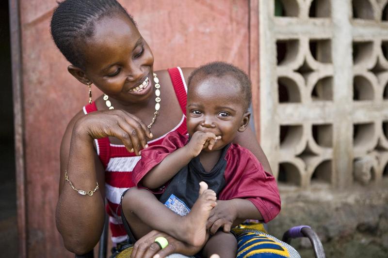 Walka z niedożywieniem – historia Samby