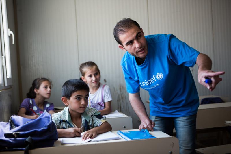 Pomoc Syria edukacja