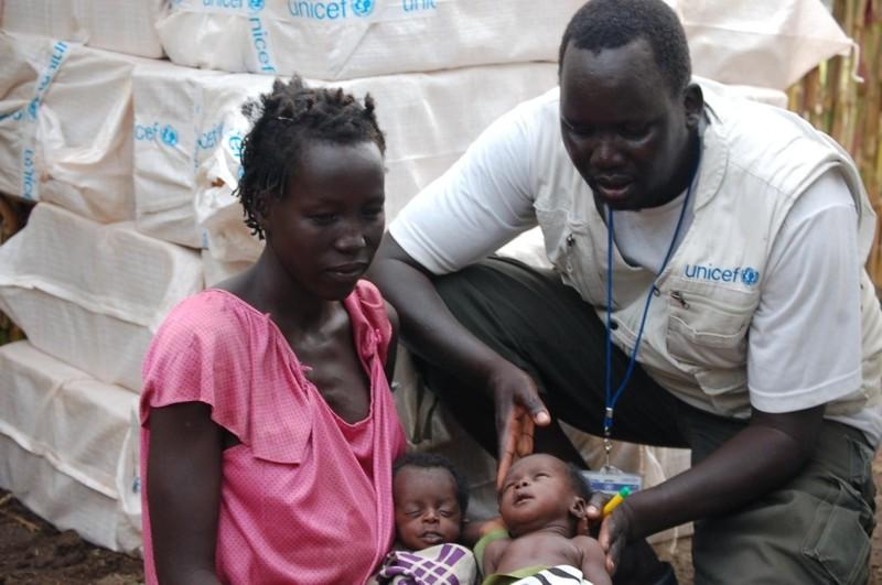 UNICEF Sudan Południowy - Żadne dziecko nie jest za daleko