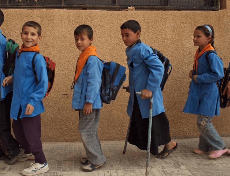Raport UNICEF niepełnosprawność