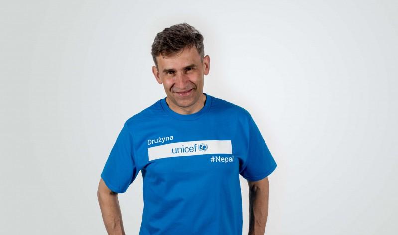 R.Korzeniowski, UNICEF