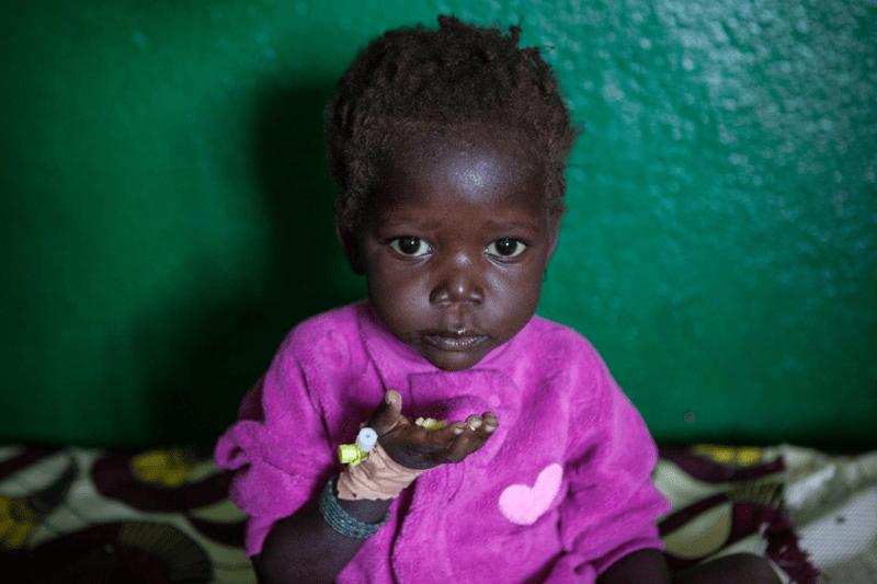 Chcę żyć - uratuj dziecko w Mali