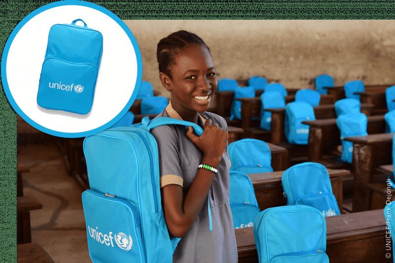 UNICEF Polska - Dla każdego dziecka, powrót do szkoły!