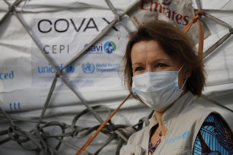 Ghana jako pierwsza otrzymała szczepionki przeciwko COVID-19 w ramach inicjatywy COVAX