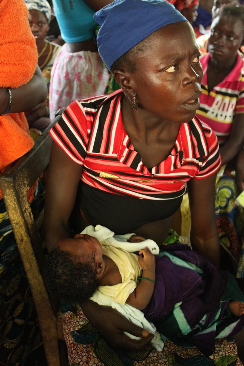 Apel do polskich matek - Sierra Leone