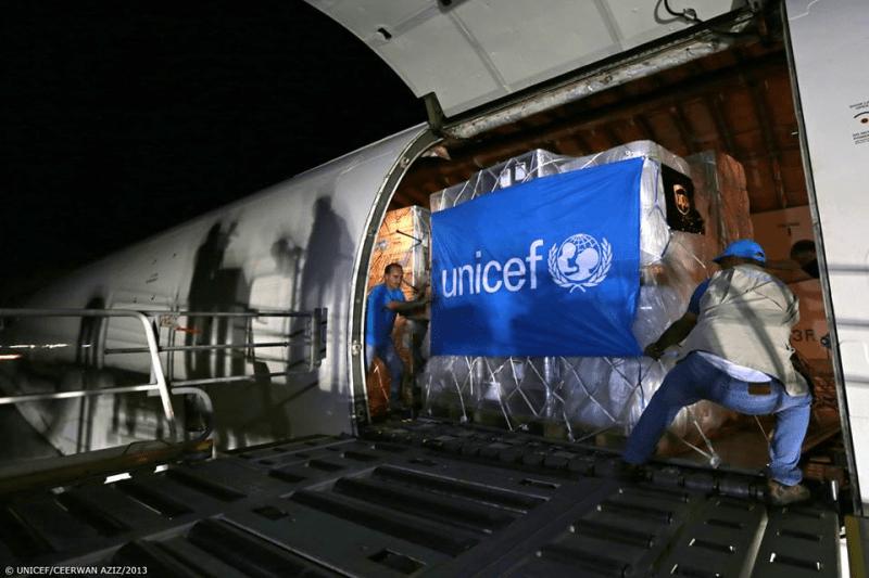UNICEF Nieprzerwanie pomagamy syryjskim dzieciom