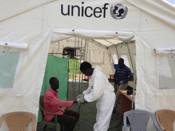 Dzieci potrzebują pomocy Sudan