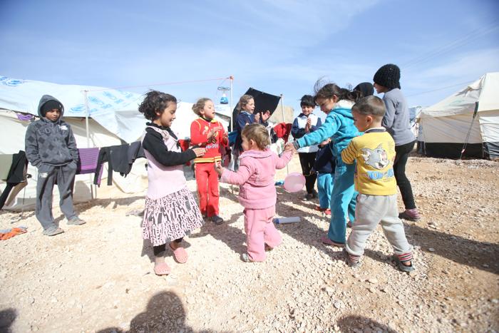 Dramat dzieci - samotnie uciekają z Syrii