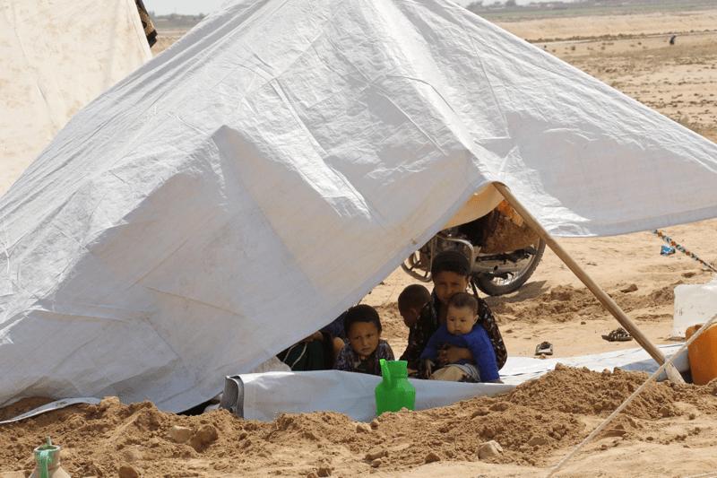 Pomoc UNICEF dla ofiar lawiny błotnej w Afganistanie 2