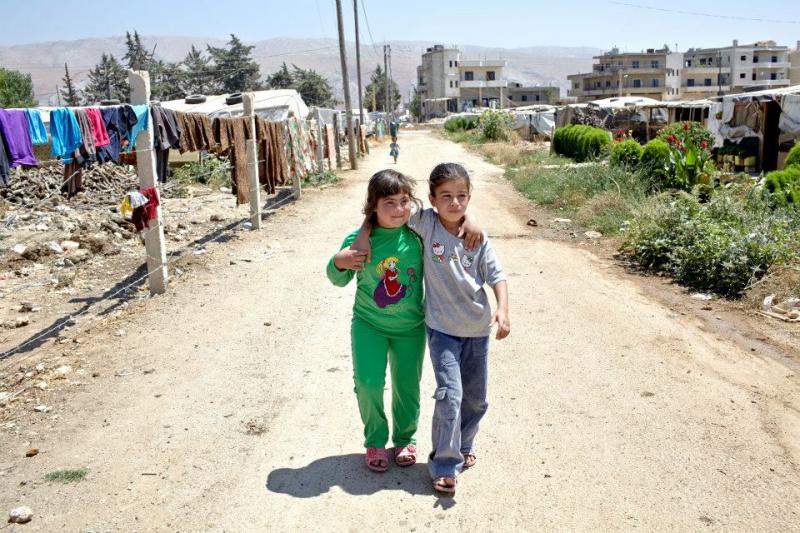 Syryjskie dzieci