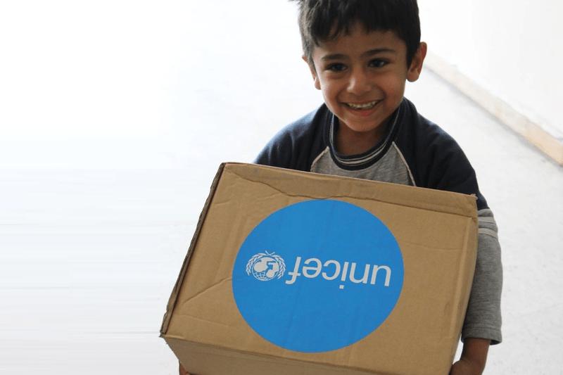 Syryjskie dziec potrzebują pomocy