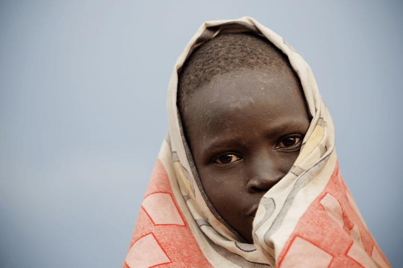 w Sudanie Południowym nadal giną dzieci.