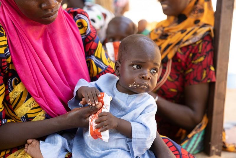 UNICEF Polska - Pomoc dla Nigru - Maman