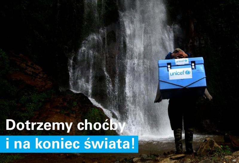 UNIECEF Polska - Prezenty bez Pudła