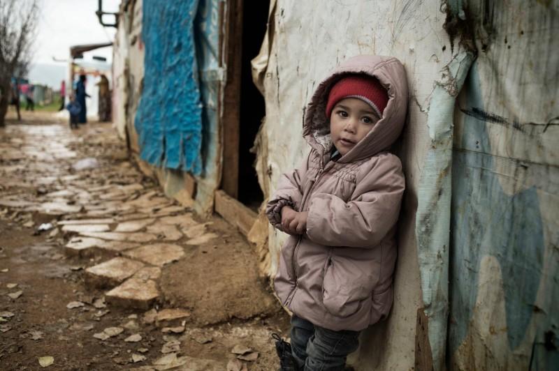 Iman, Saadnayel Camp, Liban
