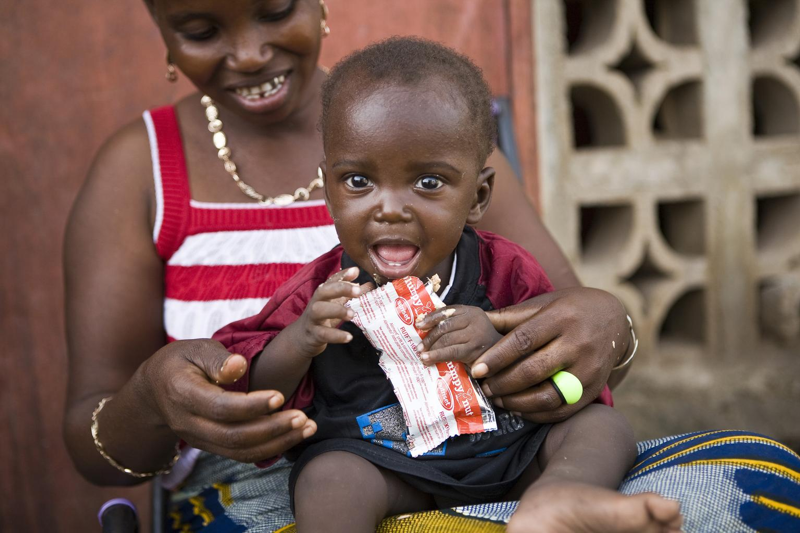 Walka z niedożywieniem – historia Samby z2