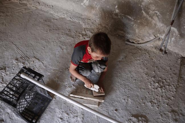 Syria relacja pracownika UNICEF